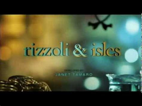theme song rizzoli and isles rizzoli and isles theme tune introduction youtube