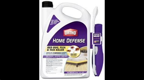 ortho home defense bed bugs ortho home defense fleas max bed bug and tick killer