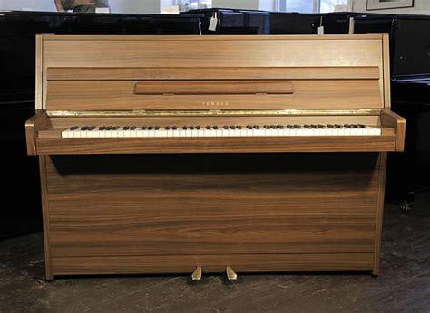 Lu Yamaha yamaha lu 101 upright piano for sale with a walnut and polyester finish modern yamaha lu