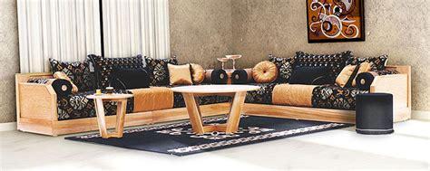 canapé marocain design salon marocain moderne lille