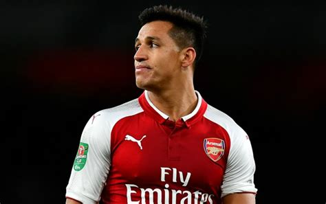alexis sanchez middle name arsenal transfer news sanchez and ozil gamble from wenger