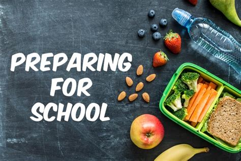 7 Ways To Prepare For Back To School by Preparing For School