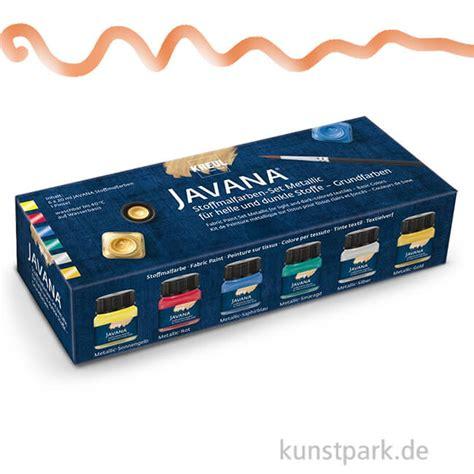 Javana Set 6 javana textil metallic creativ set 6 x 20 ml
