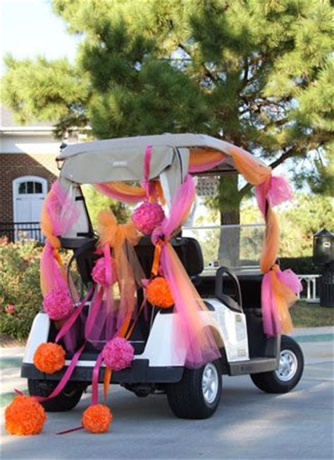 41 best images about Golf cart decoration on Pinterest