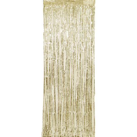 metallic silver foil fringe curtains metallic fringe curtain soozone