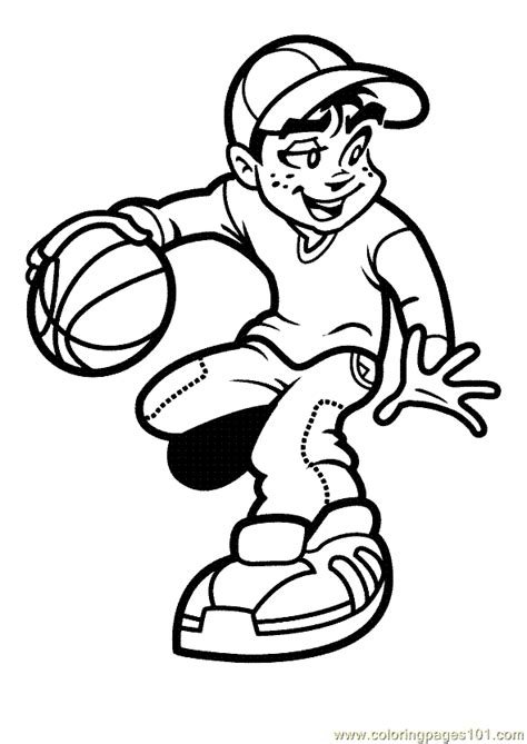 free basketball coloring pages to print coloring pages basketball coloring page 02 sports