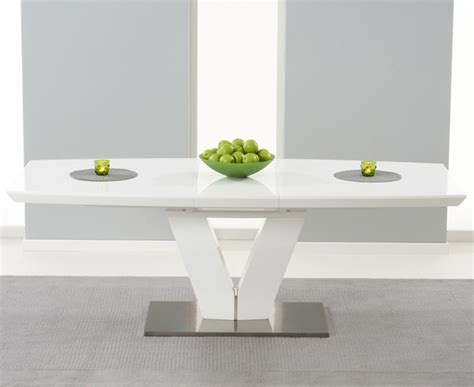 malibu dining table and chairs malibu extending white gloss dining table dining room fads