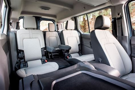 ford transit wagon 2019 ford transit connect wagon first look budget hauler