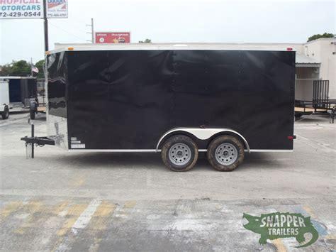 black trailer 7x14 ta trailer black r side door snapper trailers