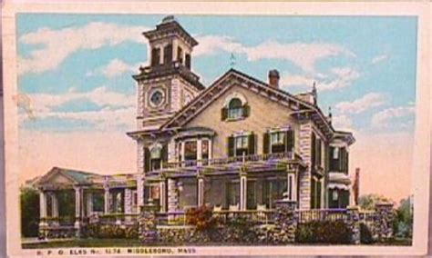 Middleboro Post Office by Mass
