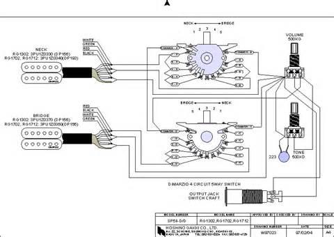 схема ibanez w97023 rg1712 guitarwork ru