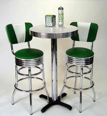 restaurant pub tables and chairs pub table sets retro bar kitchen restaurant diner usa