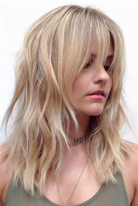 40 Amazing Medium Length Hairstyles Shoulder Length Haircuts 2018 40 Superb Medium Length Hairstyles For An Amazing Look Medium Length Hairstyles And Thicker Hair