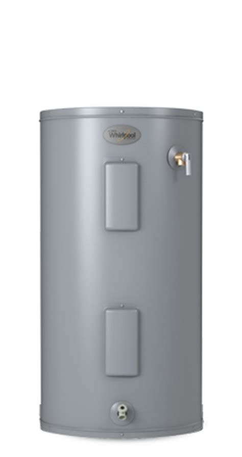 38 gallon lowboy electric water heater w/blanket with 6