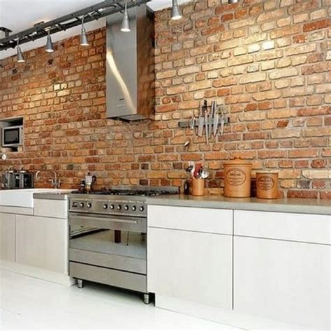 brick kitchen walls best 10 kitchen brick ideas on pinterest exposed brick