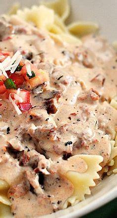 pasta sauce ideas 78 best ideas about cream cheese pasta sauce on pinterest