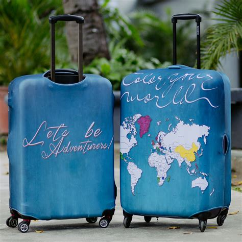 Blanket Covers by Color Your World Wanderskye Luggage Covers Qamay Sf