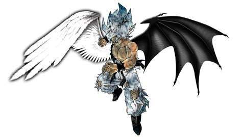 imagenes de goku angel son goku dark light angel v2 by ansemporo002 on deviantart