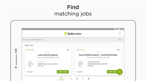 aptoide jobs job search by ziprecruiter download apk for android