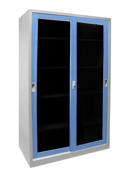 Lemari Kaca Krisbow kozure locker dan filling cabinet terbaru