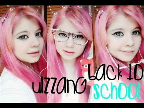 maquillaje ulzzang regreso a clases/ ulzzang back to