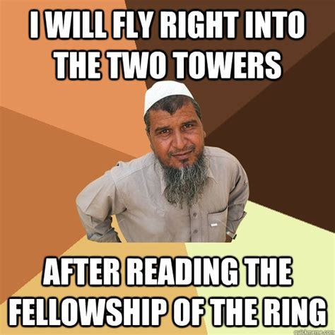 Muslim Guy Meme - ordinary muslim man meme