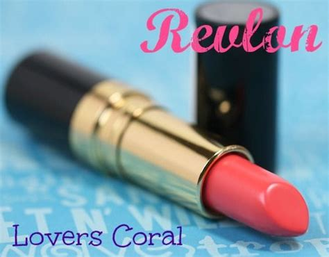 Lipstik Revlon Lustrous Shine revlon coral lustrous shine lipstick my