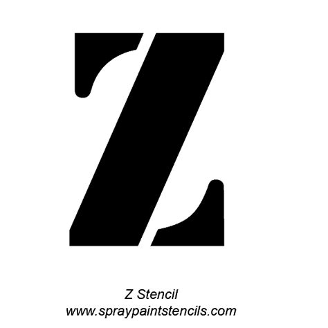 Letter Pattern 2018 view image design view stencil outline design purchase