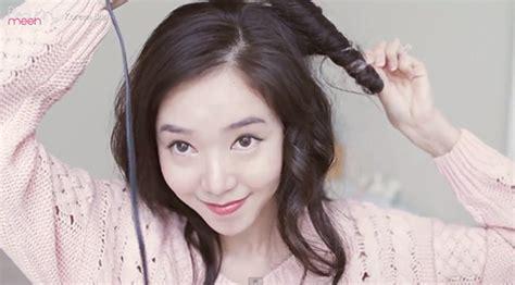 Rambut Cepol Korea tutorial rambut cepol ala di drama korea unik