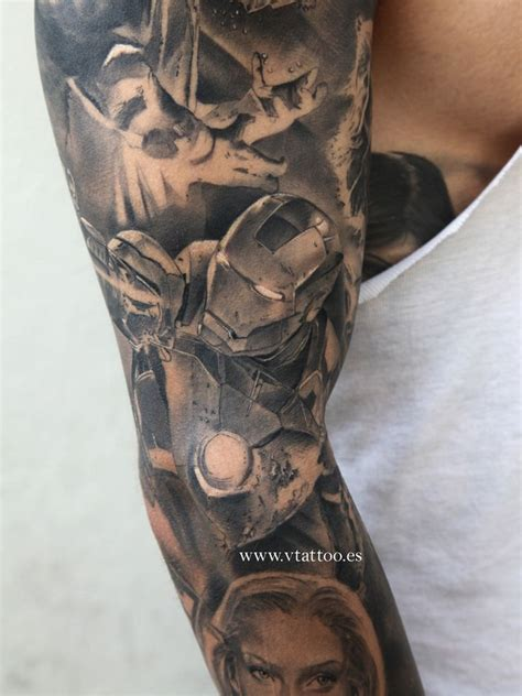 tattoo dc best 25 marvel tattoos ideas on