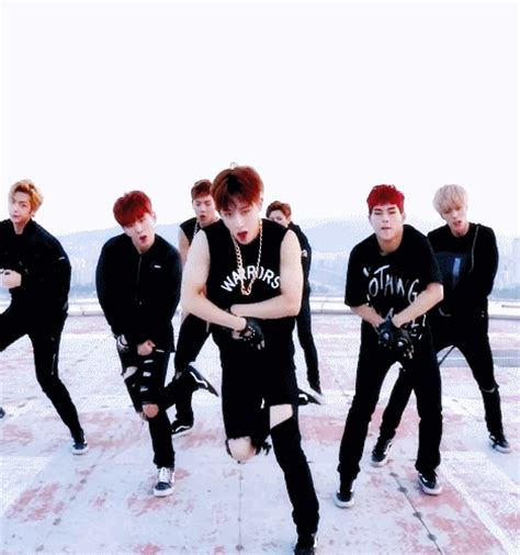 monsta x gifts monsta x gif find share on giphy