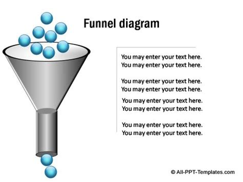 Powerpoint Sales Funnel Set Sales Funnel Powerpoint Template