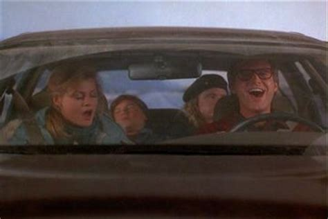 griswold christmas tree on the car we re not the griswolds anymore farrell focus