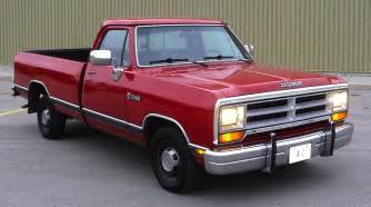 Dodge Tricks A Brief History Of Ram Trucks The 1980s Miami Lakes Ram