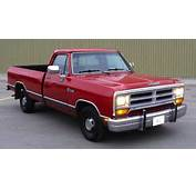 A Brief History Of Ram Trucks The 1980s  Miami Lakes