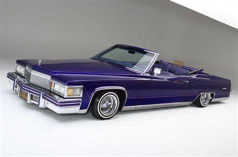 cadillac cabriolet 1979 cadillac le cabriolet purple rein lowrider