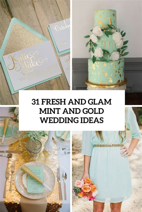 ruby wedding inspiration mint green teal and gold wedding mint green and gold wedding decor www imgkid com the