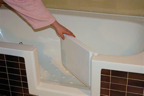 modifica vasca da bagno con sportello vasche con sportello e docce disabili