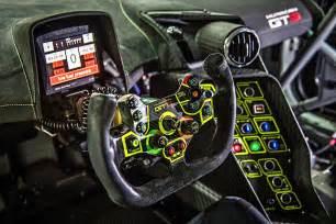 Lamborghini Huracan Steering Wheel 2016 Lamborghini Huracan Gt3 Racing Bull
