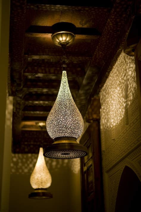 Moroccan Lighting And Design Feefeern Moroccan Lights