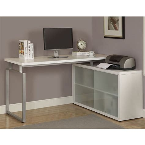 Modern L Shaped Computer Desk 5 Fascinating Small Computer Table Products For Your Work Area Atzine