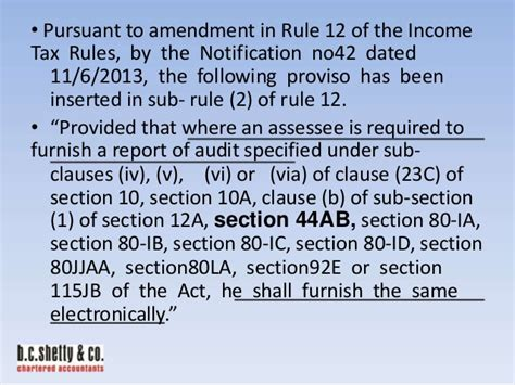 section 45 3 of income tax act tax e filing
