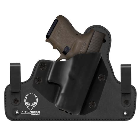 most comfortable inside the waistband holster glock 26 cloak tuck 2 0 iwb holster inside the waistband