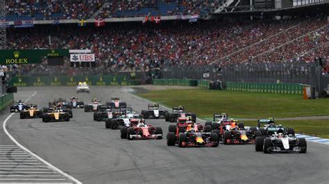 Formula 1 Calendar 2018 And Germany Return As 2018 F1 Calendar Revealed