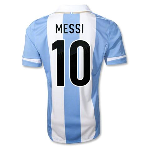Jersey Adidas Lionel Messi adidas argentina lionel messi 10 soccer jersey home 12 13 soccerevolution