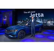 Next Generation VW Jetta Set For Detroit 2018 By CAR Magazine