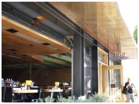 9 Best Restaurant Garage Doors Images On Pinterest Restaurant Garage Doors