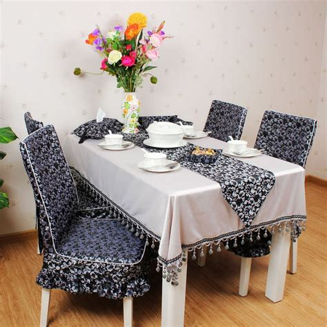 dining room table cloth dining table cover designs