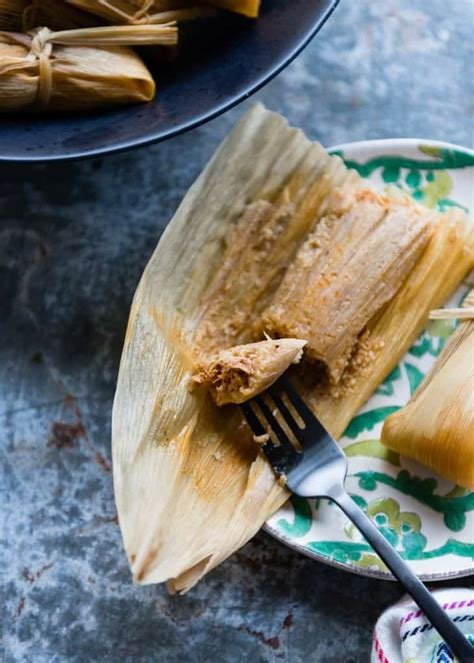 how to make homemade tamales for the holidays hello glow