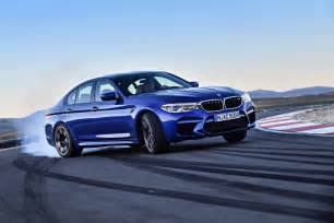 Bmw M5 Coupe The All New 2018 Bmw M5 The Quintessential High
